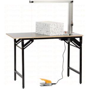 Styroksi pystyleikkurin HWS-Table!