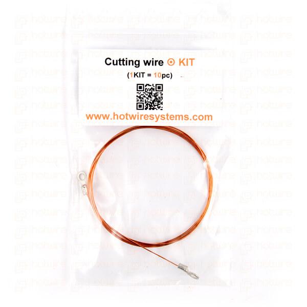 Värmetråd för cellplastskärare 10st