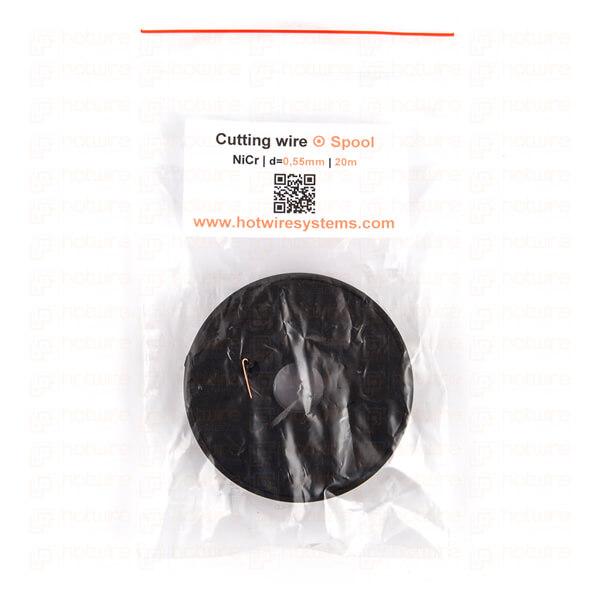 Värmetråd för cellplastskärare 20m/spole