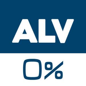 Tilaus ilman ALV 0%