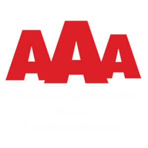 Hotwire Systems OÜ Highest Creditworthiness